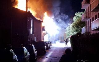 Assosinistre soutient les victimes d'incendie