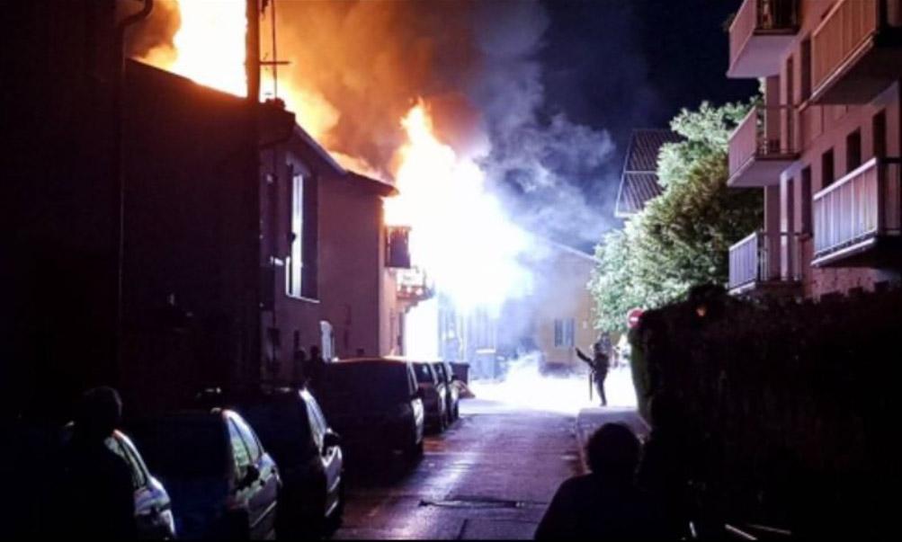 Assosinistre soutien les victimes d'incendie