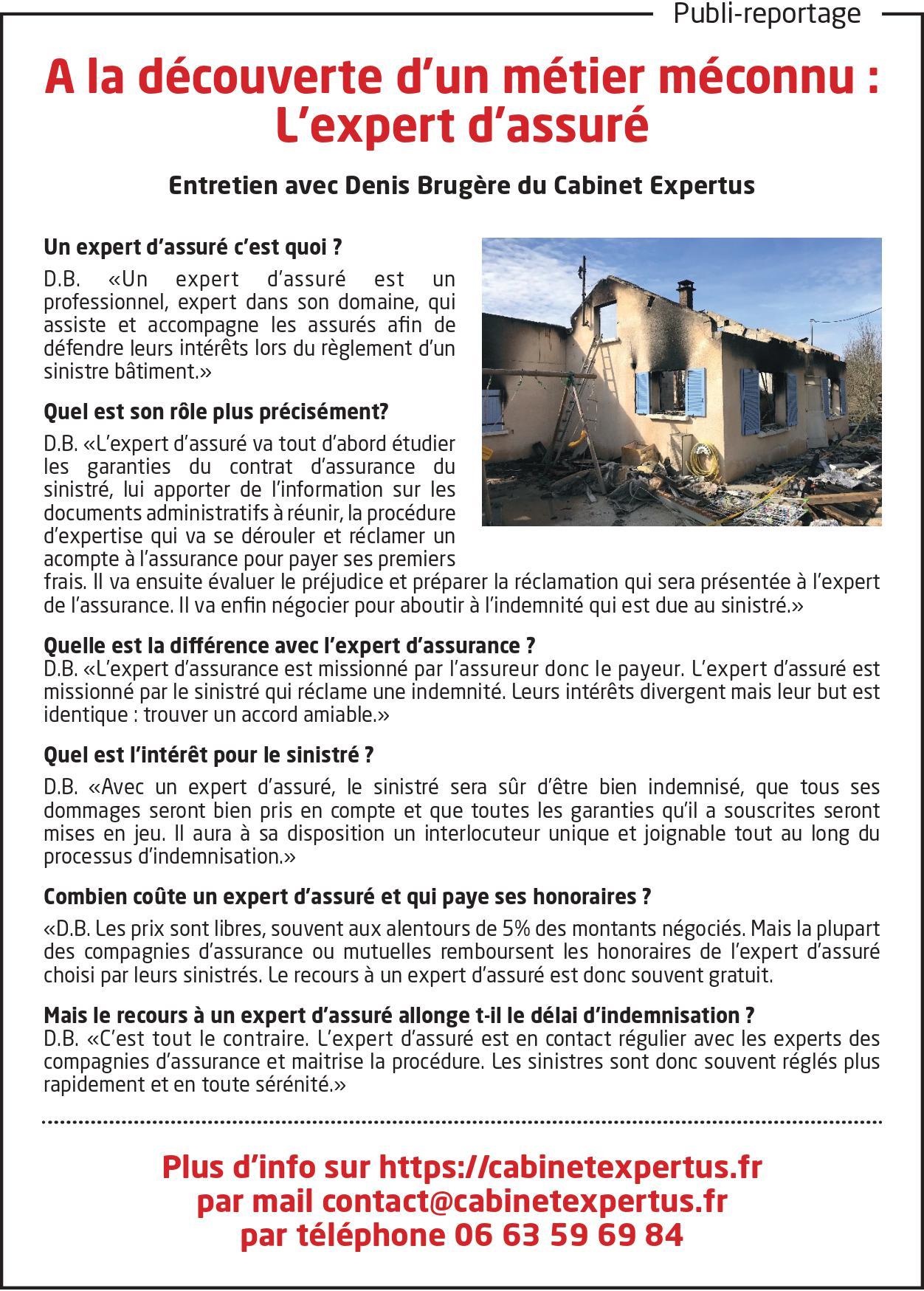 Assosinistre : Resiliation bail