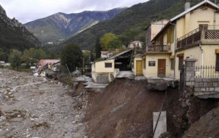 Sinistre Alpes-Maritimes
